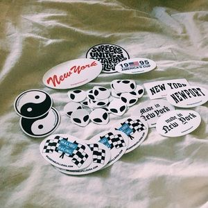 Other - Free Brandy Melville stickers with purchase